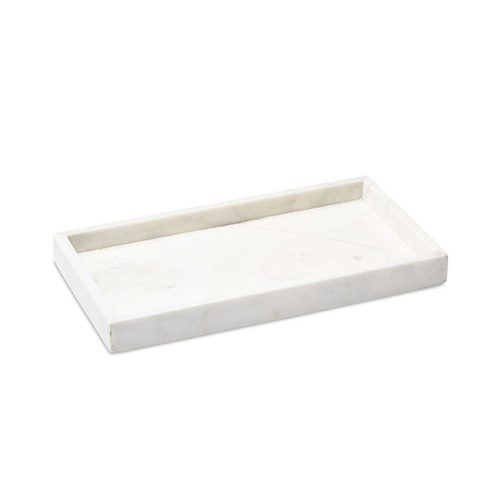 Couleur Nature Rectangle Marble Tray