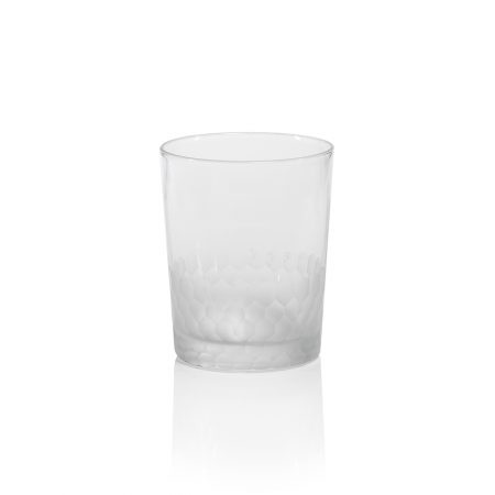 Zodax Chisel Cut Double Old Fashioned