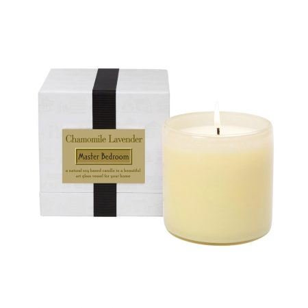 Lafco House and Home Candle Bedroom