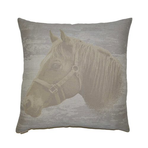 D.V. Kap Home Pillow Mr. Ed Ivory