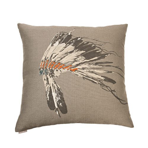 D.V. Kap Home Pillow Chief Smoke