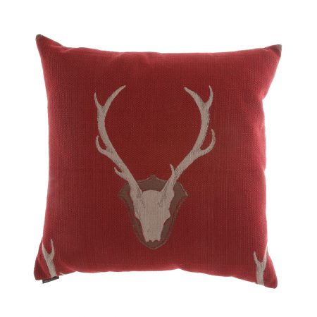 D.V. Kap Home Pillow Uncle Buck Red