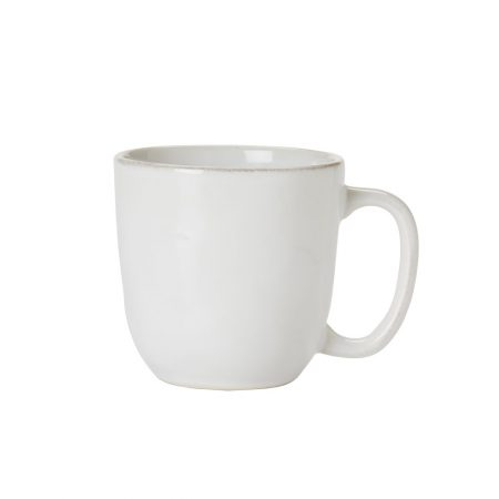 Juliska Puro White Coffee Cup