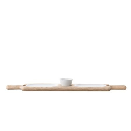LSA Paddle Duo Serving Set