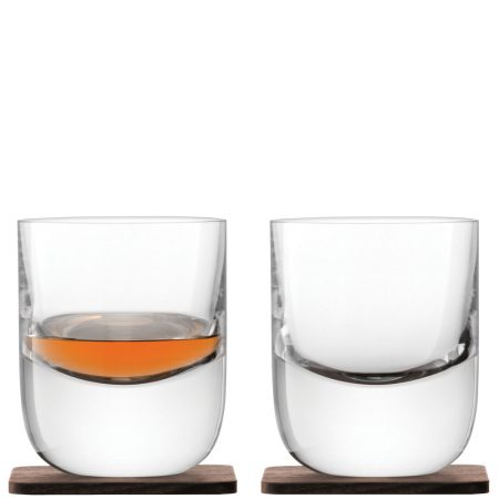 LSA Renfrew Double Old Fashioned Glass