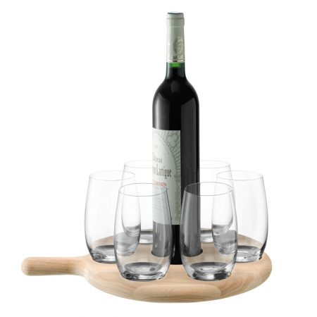 LSA Paddle Wine Set