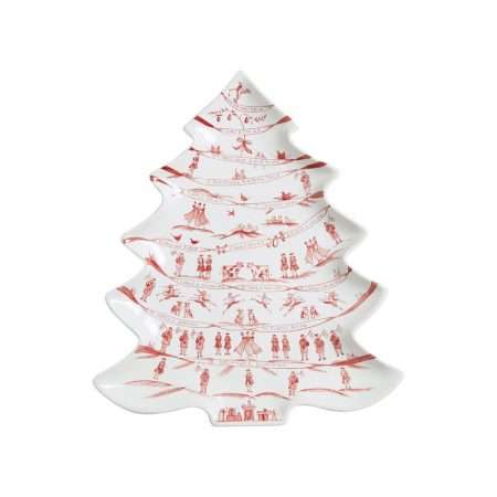 Juliska Country Estate Tree Platter