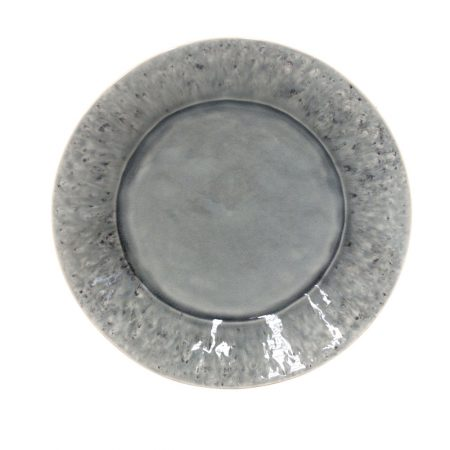 Costa Nova Madeira Grey Dinner Plate