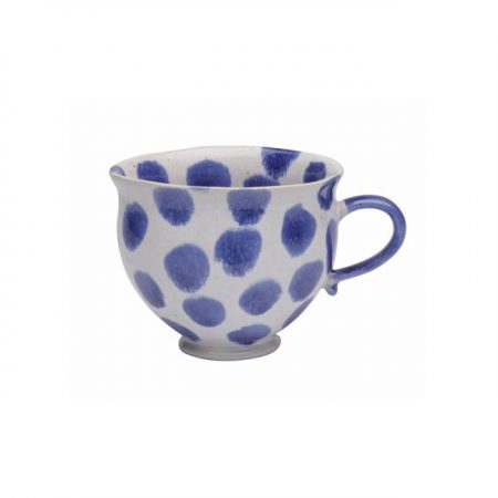 Casafina Spot On Blue Mug