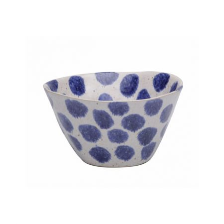 Casafina Spot On Blue Cereal Bowl