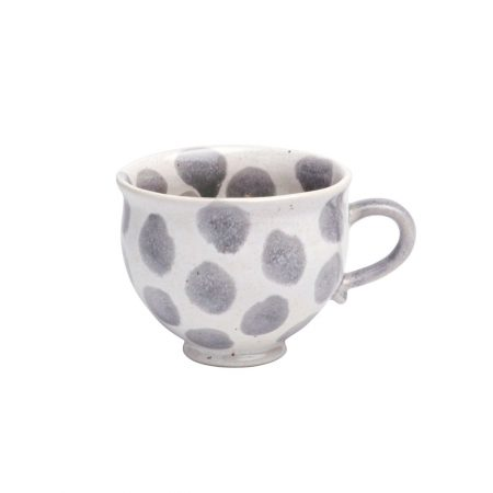 Casafina Spot On Grey Mug