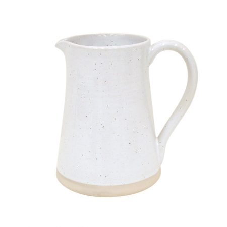 Casafina Fattoria White Pitcher