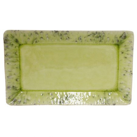 Costa Nova Madeira Lemon Rectangular Tray
