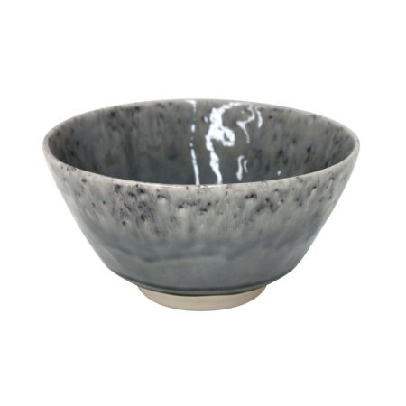 Costa Nova Madeira Grey Serving Bowl