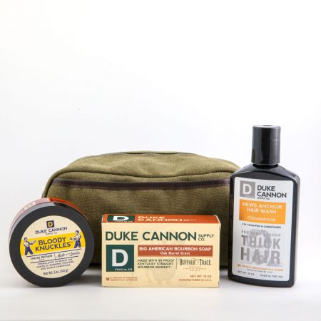 Duke Cannon Men's Gift Set