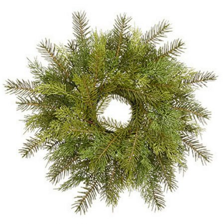 Cedar and Pine Wreath
