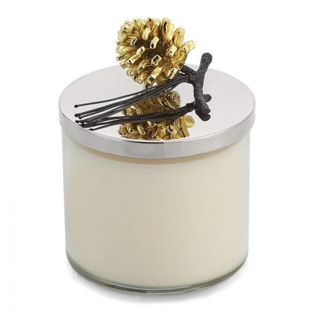 Michael Aram Pinecone Candle
