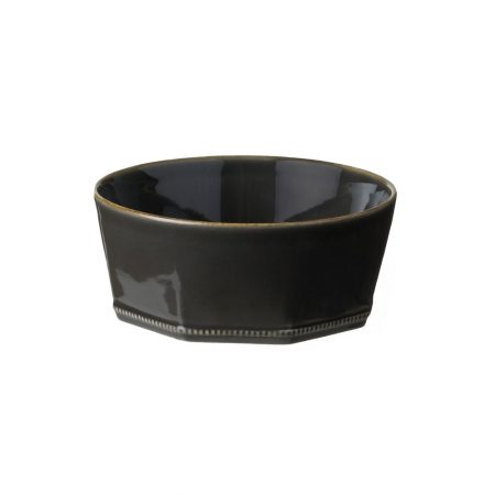 costa nova luzia cereal bowl slate grey