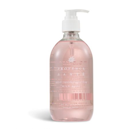 Baudelaire Wild Rose Liquid Soap