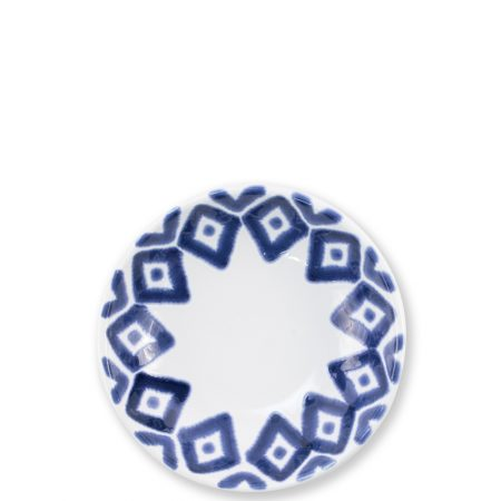 Vietri Santorini Condiment Bowl Diamond