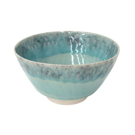 Costa Nova Madeira Blue Serving Bowl