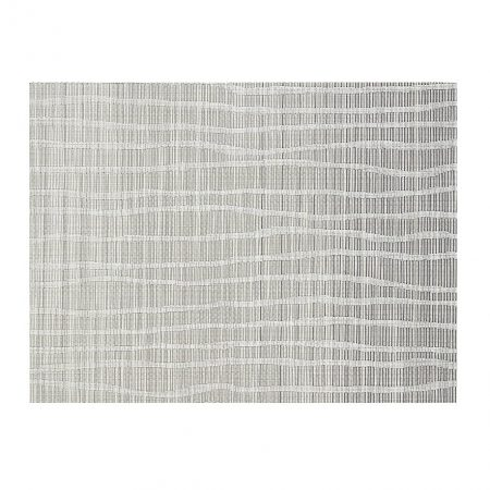 chilewich float placemat fog