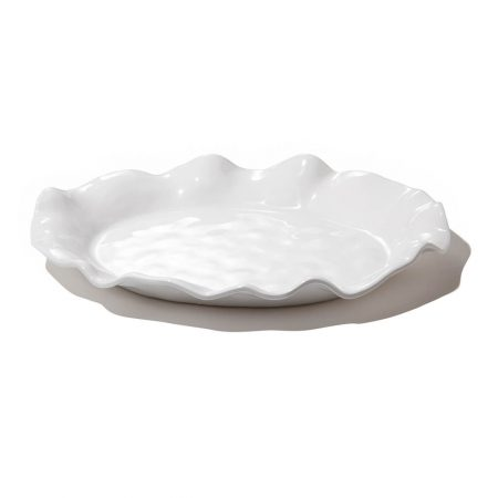 Beatriz Ball Havana White Oval Platter