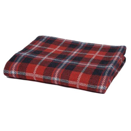 In2Green Cabin Plaid Throw