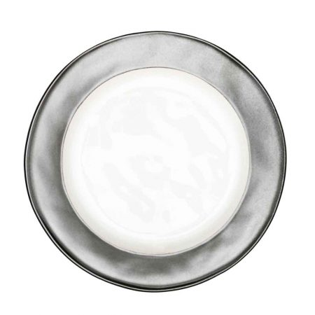 Juliska Emerson Pewter Salad Plate