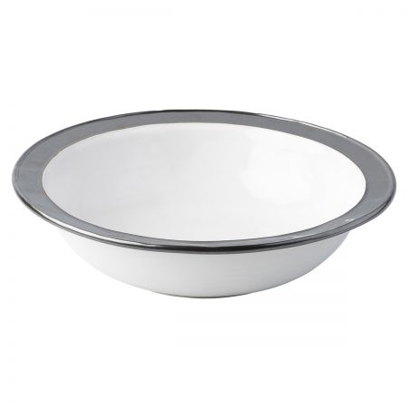 Juliska Emerson Pewter Serving Bowl
