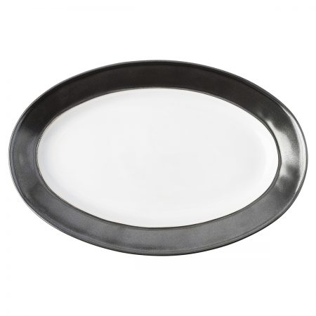 Juliska Emerson Pewter Serving Platter