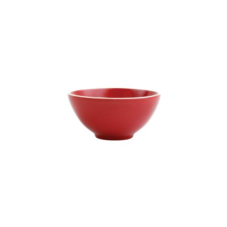 Vietri Chroma Red Condiment Bowl