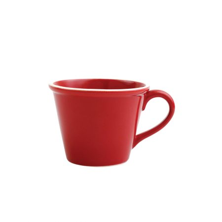 Vietri Chroma Red Mug