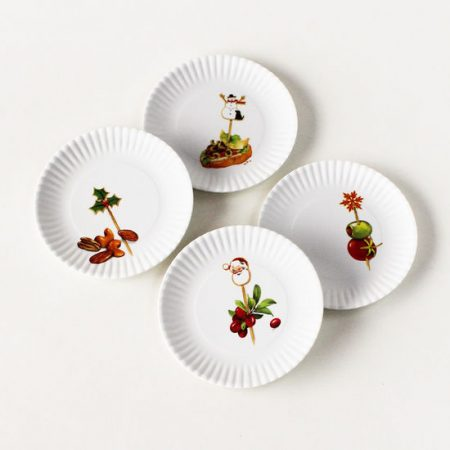 melamine-holiday-hors-d'oeuvres-plate