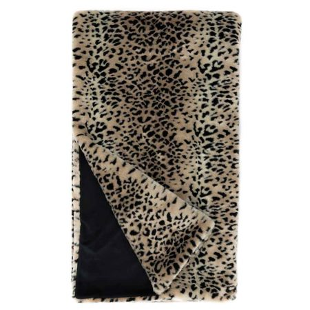 Fabulous Furs Signature Throw Cheetah