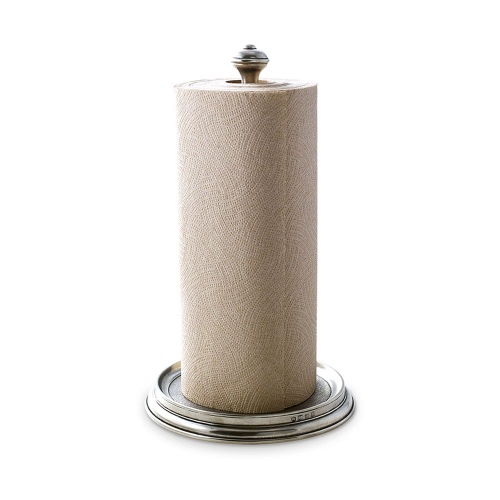 Match Pewter Paper Towel Holder
