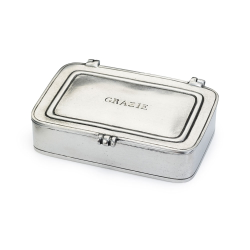 Match Pewter Box Grazie
