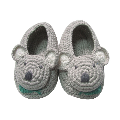 EFL Crochet Koala Booties