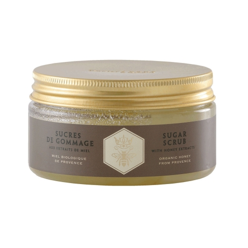 Panier Des Sens Honey Sugar Body Scrub