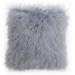 Fibre Sheepskin Cushion Dove