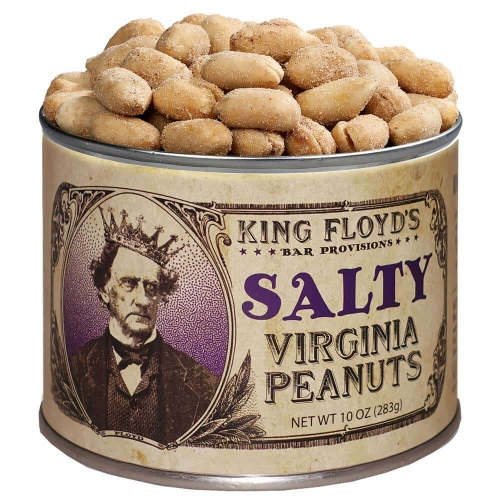 Virginia Salty Peanuts
