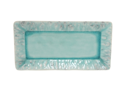Costa Nova Madeira Blue Rectangular Tray