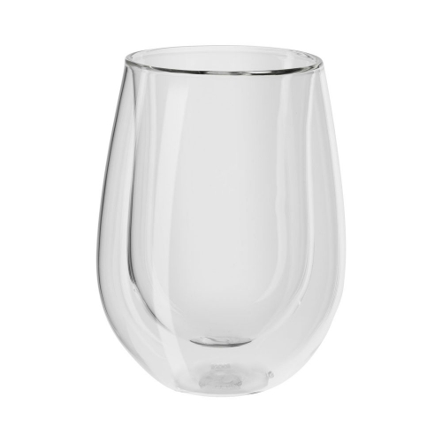Sorrento Double Wall Stemless Wine Glass