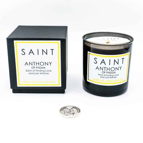 Saint Anthony of Padua Candle