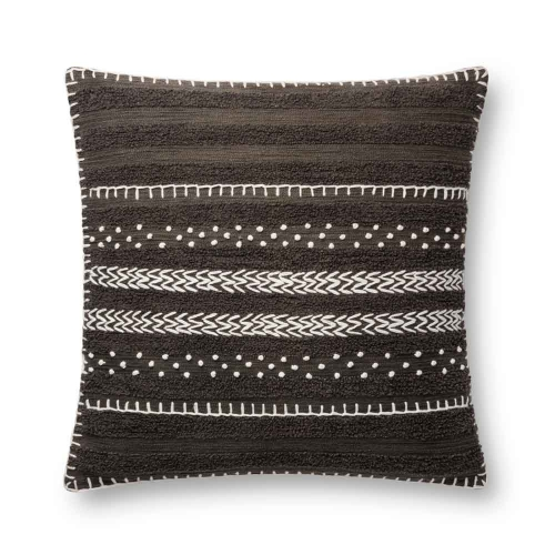embroidered java pillow