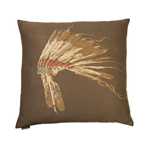 D.V. Kap Home Pillow Chief Woodland