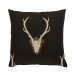 D.V. Kap Home Pillow Uncle Buck Black