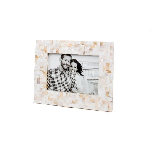 Two's Company Mother of Pearl Frame