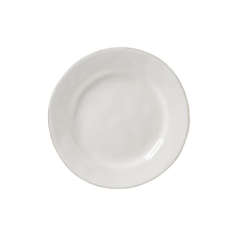 Juliska Puro White Salad Plate