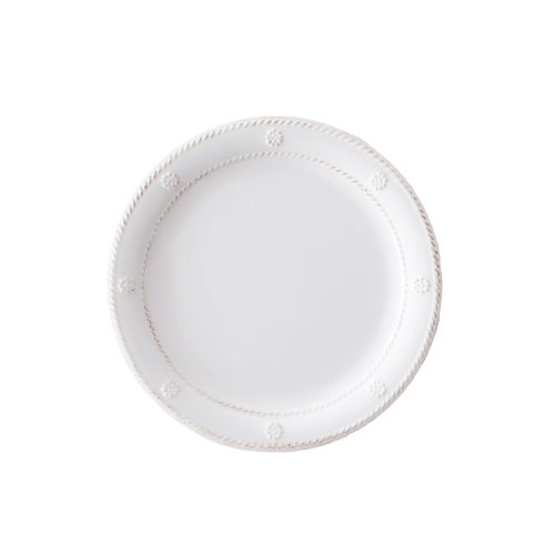 Juliska Berry & Thread Melamine Salad Plate White